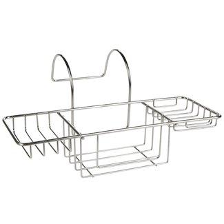 Clawfoot Bathtub Shelf