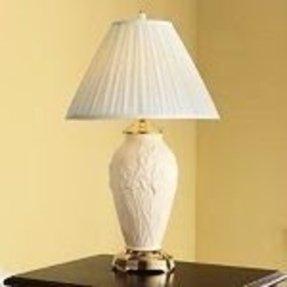 ed3046de8e9 Ebay image 1 lenox china masterpiece table lamp iris new