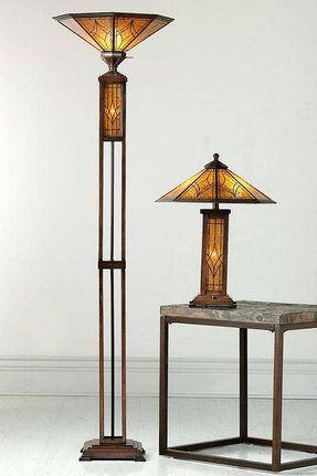 Frank lloyd wright floor lamp foter frank lloyd wright floor lamp 2 aloadofball Gallery