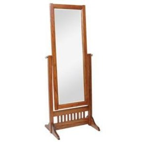 Heirloom Cheval Floor Mirror 17