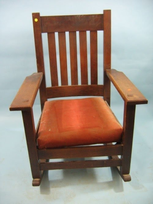 Charmant Mission Style Chairs 1