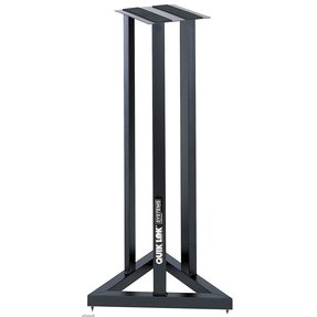 Quiklok near field monitor speaker stands