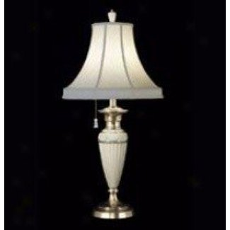 Quoizel lenox butlers pantry tall table lamp