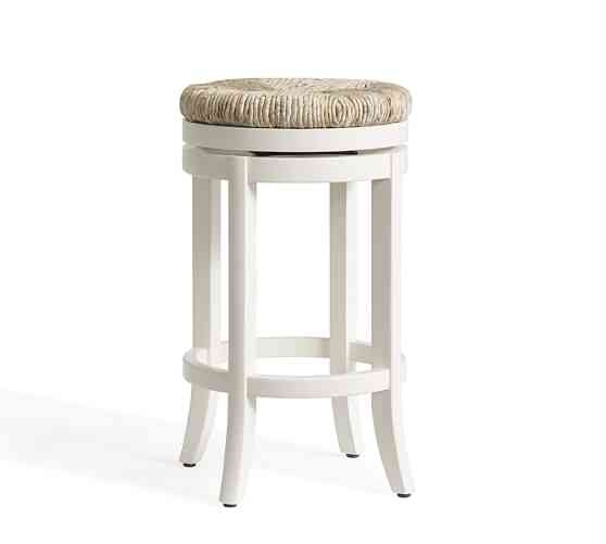 Reese kitchen swivel barstool
