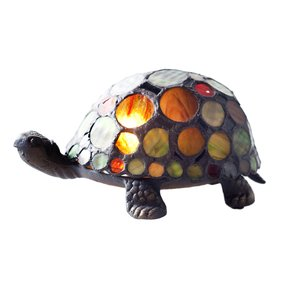 Stained Glass Turtle Lamp Foter