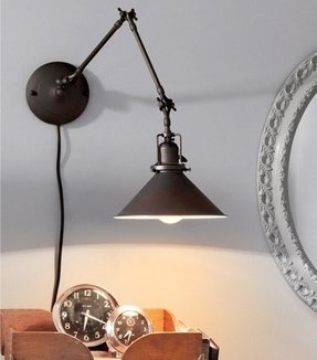 Swing arm lamp shades 10