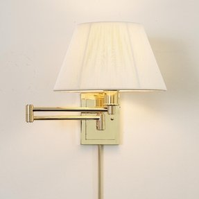 Swing arm lamp shades 3