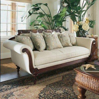 Tommy Bahama Home Plantation Scatterback Sofa