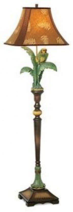 Parrot Floor Lamp Foter