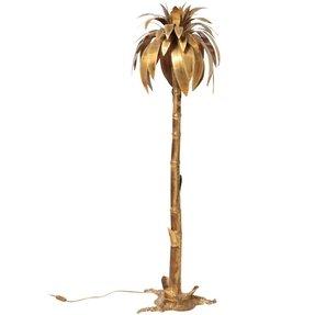 Palm Tropical Floor Lamp - Foter