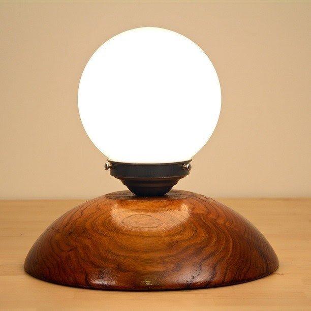 Elegant Antique Globe Lamps 2
