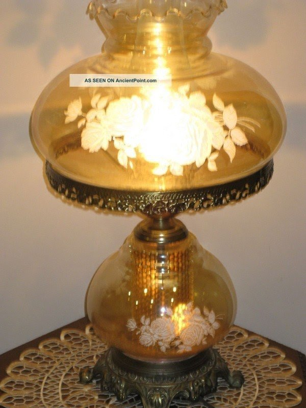 Old fashioned globe lamps 75