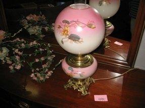 Antique Lamp Globes >> Antique Globe Lamps Ideas On Foter