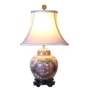 Porcelain Oriental Table Lamp Ideas