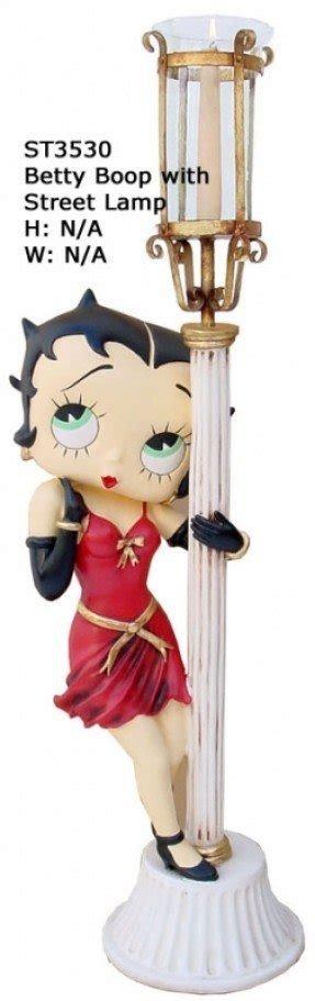 Betty Boop Lamp Foter