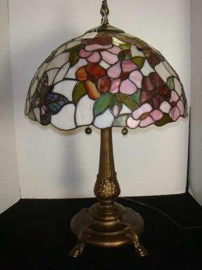 Dale Tiffany Butterfly Lamp Ideas On Foter