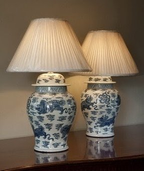 Chinese Vase Lamp Ideas On Foter