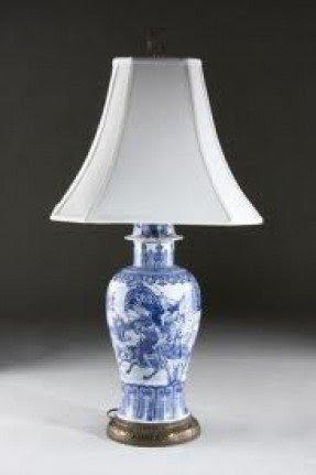 Chinese Vase Lamp Foter