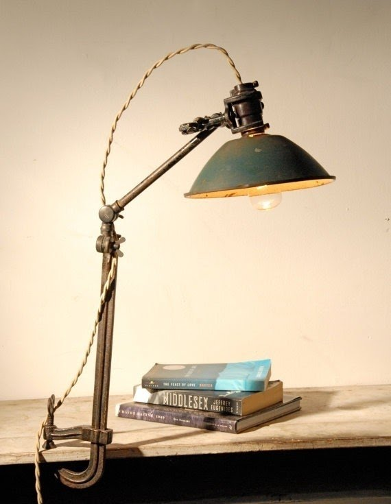 Clamp For Desk Lamp