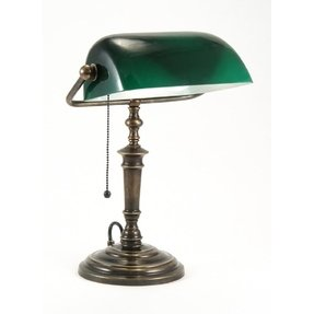 Antique Brass Bankers Lamp Ideas On Foter