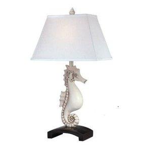 Seahorse Lamp Foter