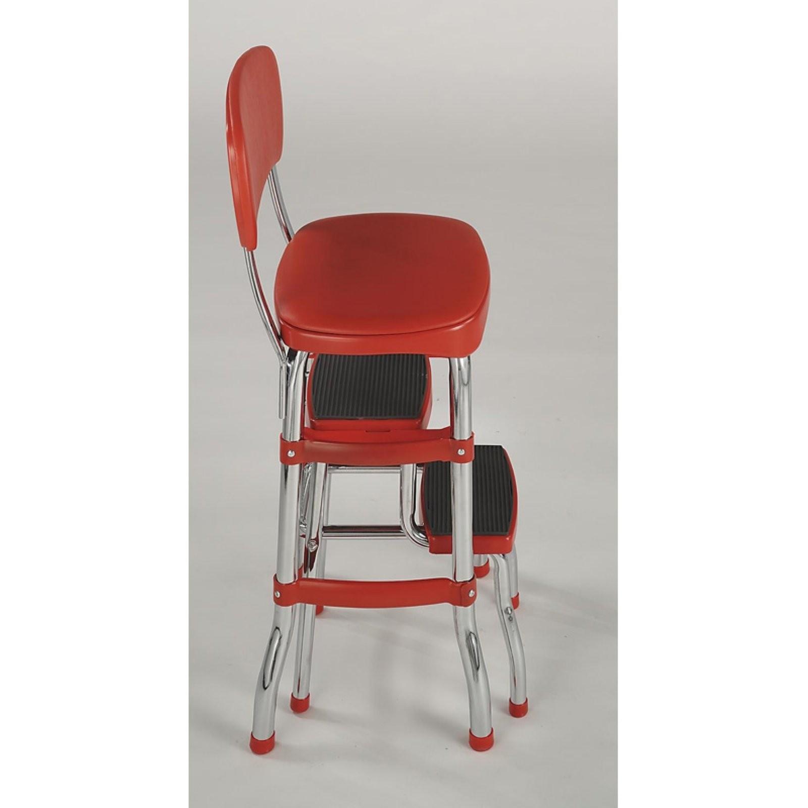 Charmant Cosco Retro Counter Chair / Step Stool