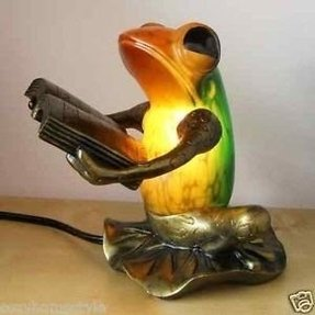 Tiffany Frog Lamp Ideas On Foter