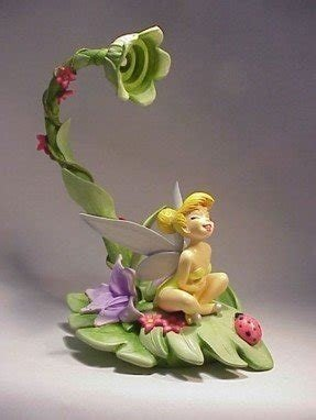 Disney tinkerbell lamp 3