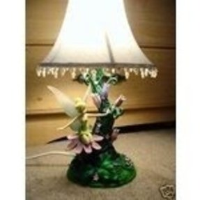 Disney tinkerbell lamp 4