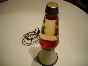 Early vintage simplex lava lamps from the 60s and 70s