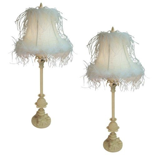 Ideas On Feather Lamp Foter Shades mnw0N8
