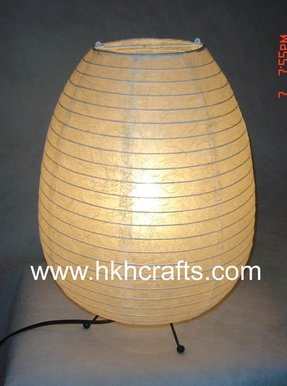 For paper table lamp paper lantern paper craft table light