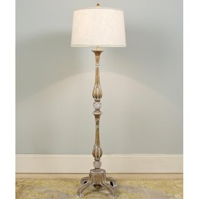 French country floor lamp