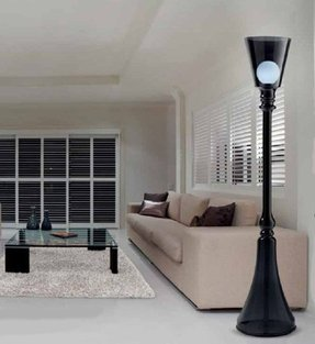 Indoor Lamp Post Ideas On Foter
