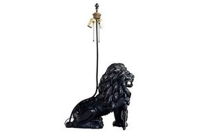 Lion Table Lamp Ideas On Foter