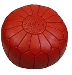 Outstanding Leather Footstools Ideas On Foter Theyellowbook Wood Chair Design Ideas Theyellowbookinfo