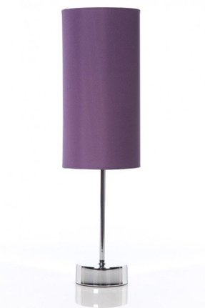 Purple lamp shade 9
