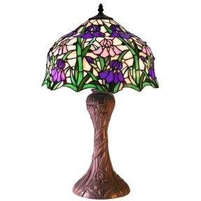 Purple Tiffany Table Lamp Foter