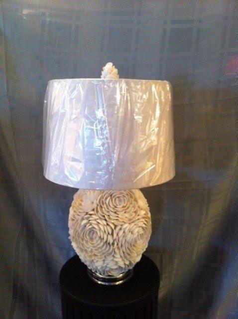 Seashell Table Lamp 9