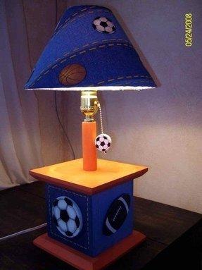 Kids Football Lamps Ideas On Foter