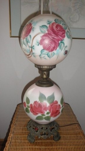 Antique Globe Lamps Foter