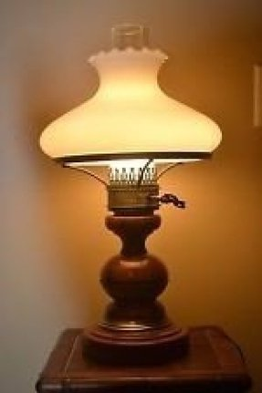 Antique Hurricane Style Glass Lamps For 2020 Ideas On Foter
