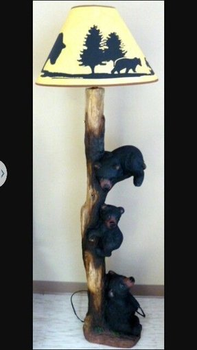 Bear Floor Lamp Ideas On Foter