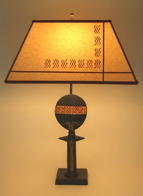 African Table Lamp Ideas On Foter