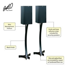 Bello speaker stands 3