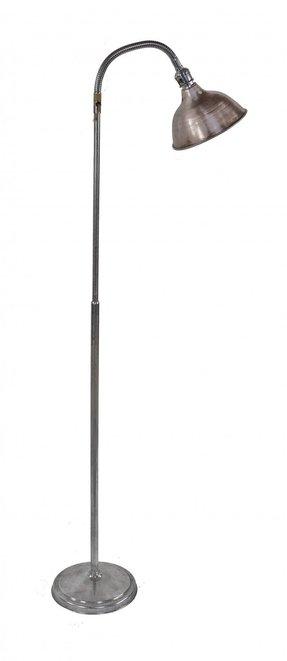 Long Neck Floor Lamp