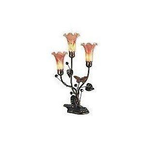 Dale Tiffany Butterfly Lamp 1