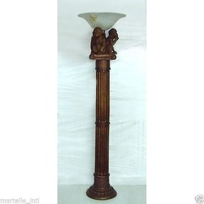Column Floor Lamp Ideas On Foter