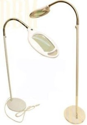 Gooseneck Magnifier Lamp Foter