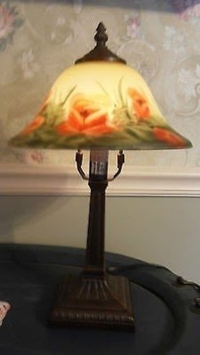 Hand painted glass lamp shades foter hand painted glass lamp shades 11 mozeypictures Image collections